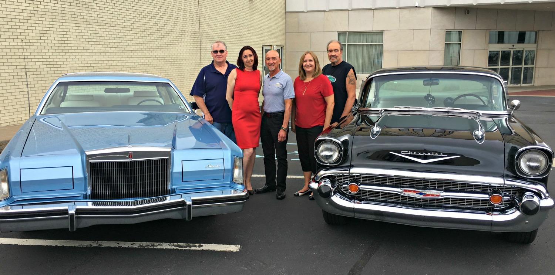 Hazleton Auto Trade Association To Sponsor Downtown Hazleton - Classic car cruise