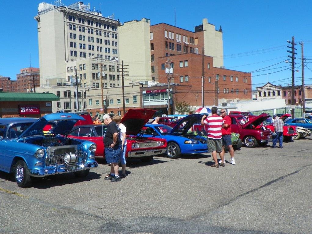 The Rescheduled 2018 Downtown Hazleton Car Cruise-In Will