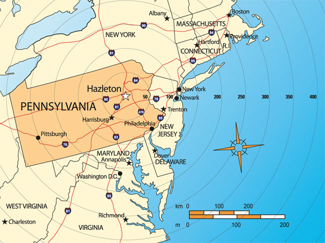 Map Usa Northeast Region Maps Of USA US Regions West Midwest - Us map northeast region